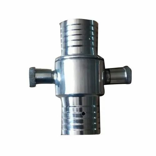 Stainless Steel Male Female Coupling, For Hydraulic Pipe, Size: 2 inch