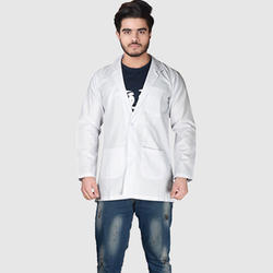 UB-LC-M-02 Doctor Lab Coat