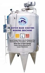Water Base Coating Making Machine