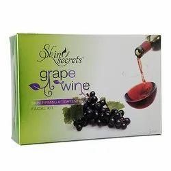 Grape Wine Facial Kit