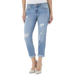 Denim Ripped Ladies Jeans