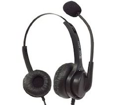 ARIA Black AR 11N RJ9 Headsets