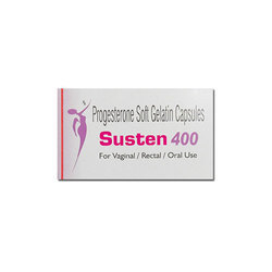 sun pharma Susten 400, Packing Size: medium