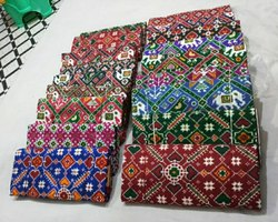 Double Ikkat Silk Sarees