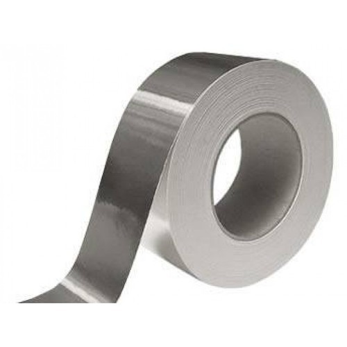 Metallic Tape Top