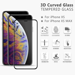 VMAX Tampered Glass iPhone & Samsung
