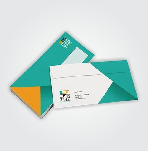 Paper Envelopes Printing Services