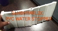 White Color PVC Water Stopper