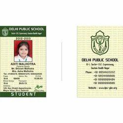 PVC School Identity Card