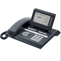 Black OpenStage 40G HFA IP Phone, Model Number: 40 Hfa