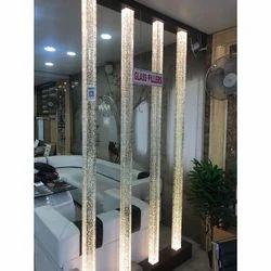 Decorative Glass Pillar