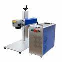 Metal Barcode Pen  Laser Marking Machine