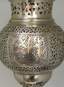Calligraphy Lantern German Silver Lamp