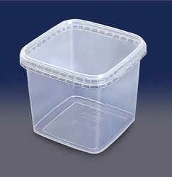 Caterers Plastic Container