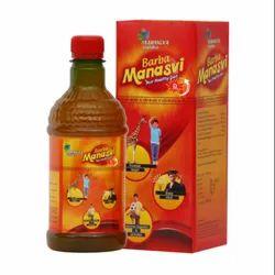 Healthy Diet Barba Manasvi, Packaging Type: Bottel