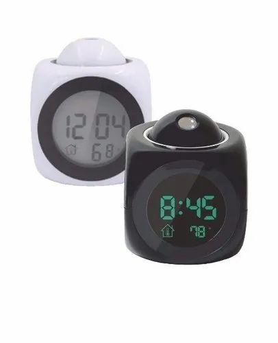 LCD Projector Clock