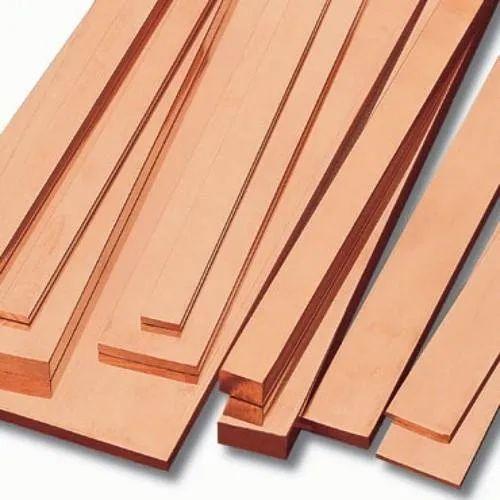 Copper Flat Bar Various Sizes