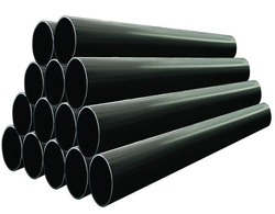 Anealed MS Black Pipes