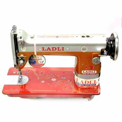 Ladli 95T10 Manual Sewing Machine, Model Number/Name: 95 T10