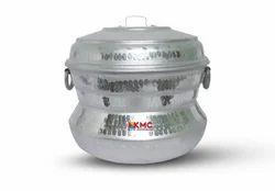Aluminium Idli Pot