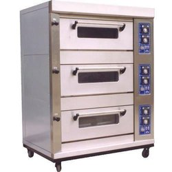 Tray Oven Machine