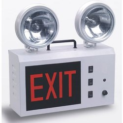Emergency Light Cabinet