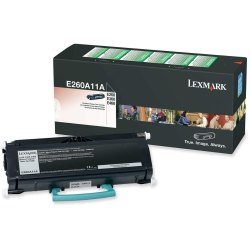 Lexmark E260dn Laser Printer Toner Cartridges