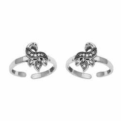 SHTR0039 925 Sterling Silver  Toe Ring