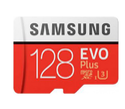 Samsung Evo Plus 128 Gb Microsdhc Class 10 95 Mb/s Memory Card