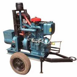 40 kW Low Noise Bajaj-M Diesel Generator Set