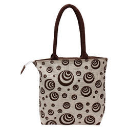 All Over Printed Jute Bags