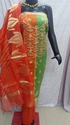 Wedding Wear Banarasi Suit