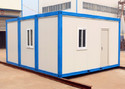 Polyester Pre Fabricated Shelter
