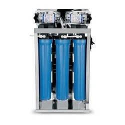 RO 100 LPH Plant Industrial Water Purifier