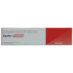 Erythropoietin Injection