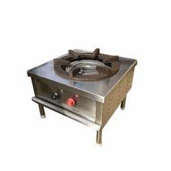 Fabrinox Sink 1 Biryani SS Cooking Range., for Kitchen