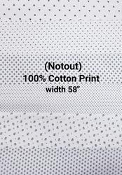 Cotton Shirting Fabric (Notout)