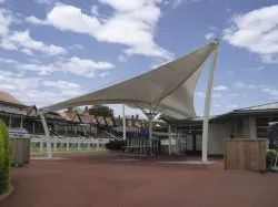 PVC Playground Tensile Membrane Structure