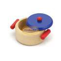 Wooden Sauce Pan Toy