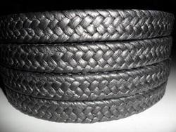 Flexible Expanded Graphite Packing Rope