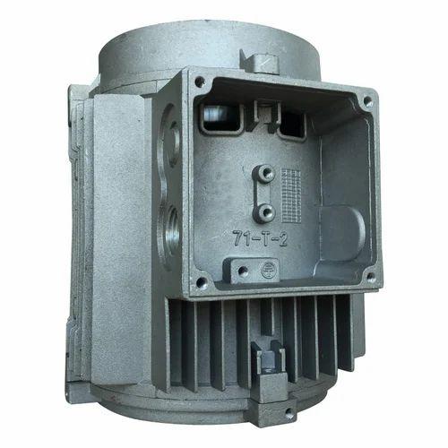 Aluminium Diecast DC Motor Body