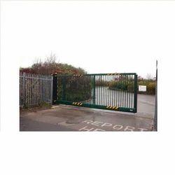 MS Cantilever Sliding Gate