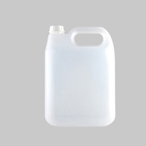 White 5 Liter Plastic Can, Capacity: 5 Liter, Rs 25 /piece Khushbu  Industries | ID: 19364235062