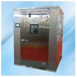 Vertical Cold Chamber
