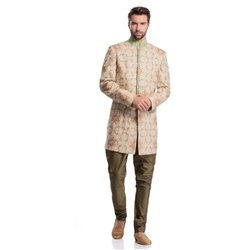 Diwan Saheb IW-1873 Mens Embroidered Indo Western
