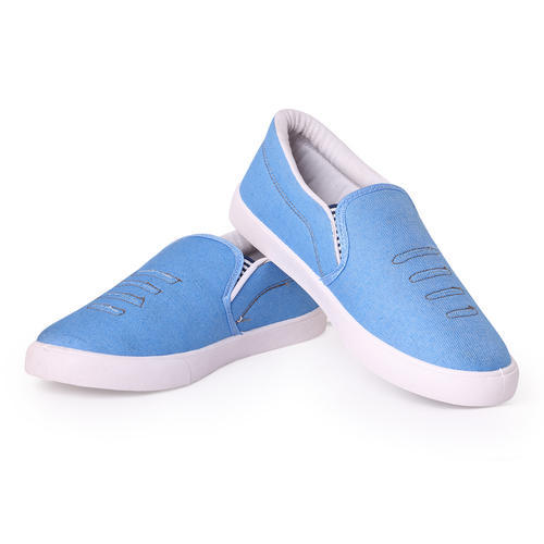 c5b8441188f4 Blue And White TTS Boys Casual Shoes