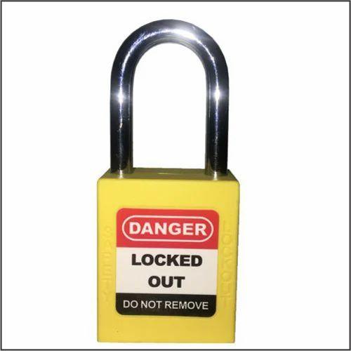 LOCKOUT//TAGOUT Jacket lockout padlock short shackle safety locks