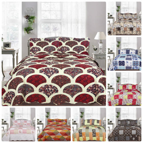 The Divine Indian Heavy Cotton Bedspread