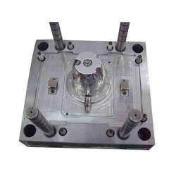 Mild Steel Hot And Cold Runner Industrial Plastic Injection Mould Die