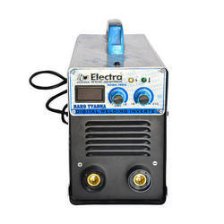 Semi-Automatic 250 A Two Phase Electra MIG Welding Machine